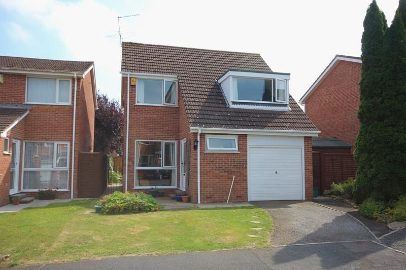 4 Bedrooms Detached House for sale in Raleigh Close, Saltford, Bristol