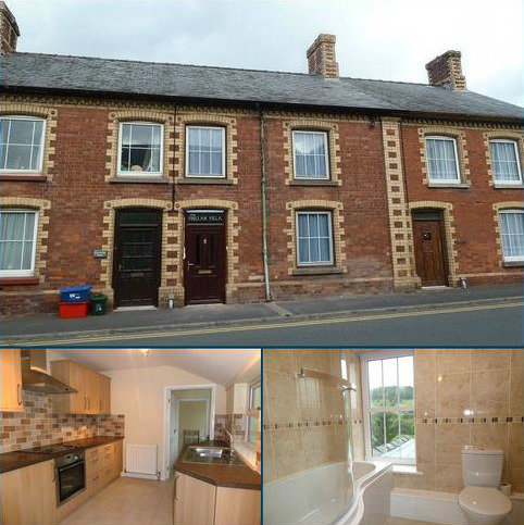 3 bedroom terraced house to rent - High Street, Sennybridge, Brecon, Powys.