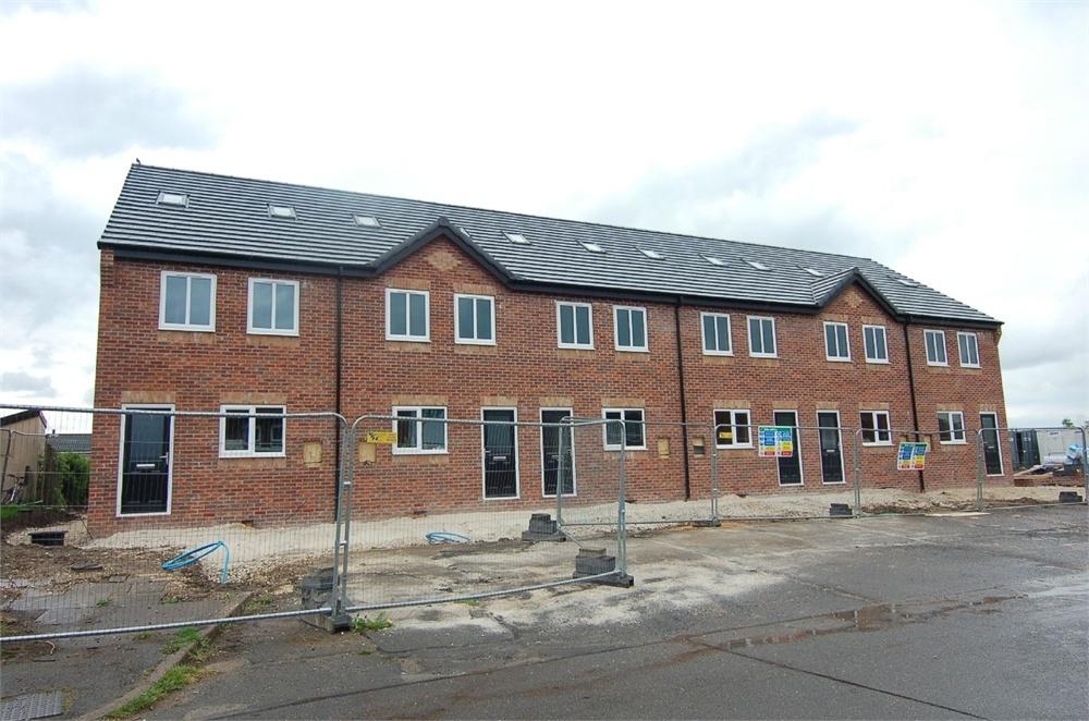 3 Bedrooms Town House for sale in Plot 2 Washington Avenue, Wombwell, Barnsley, South Yorkshire