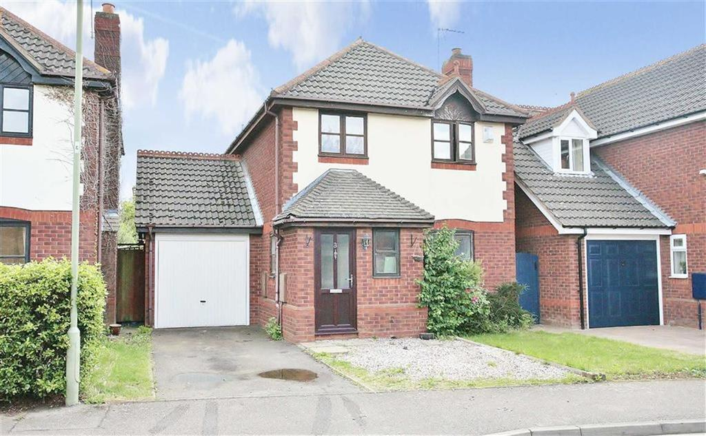3 Bedrooms Detached House for sale in Priory Vale Road, Banbury