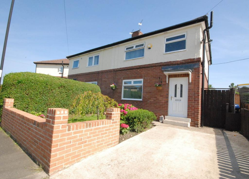 3 Bedrooms Semi Detached House for sale in Northway, Throckley