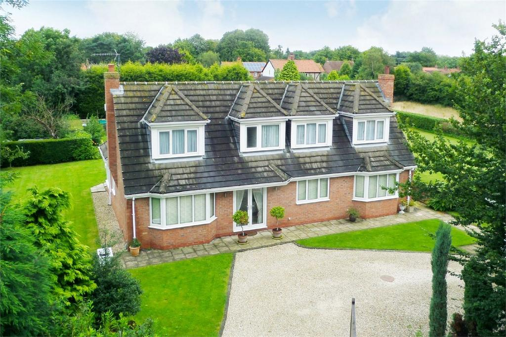 4 Bedrooms Detached House for sale in Kiln Row, North Cave, East Riding of Yorkshire