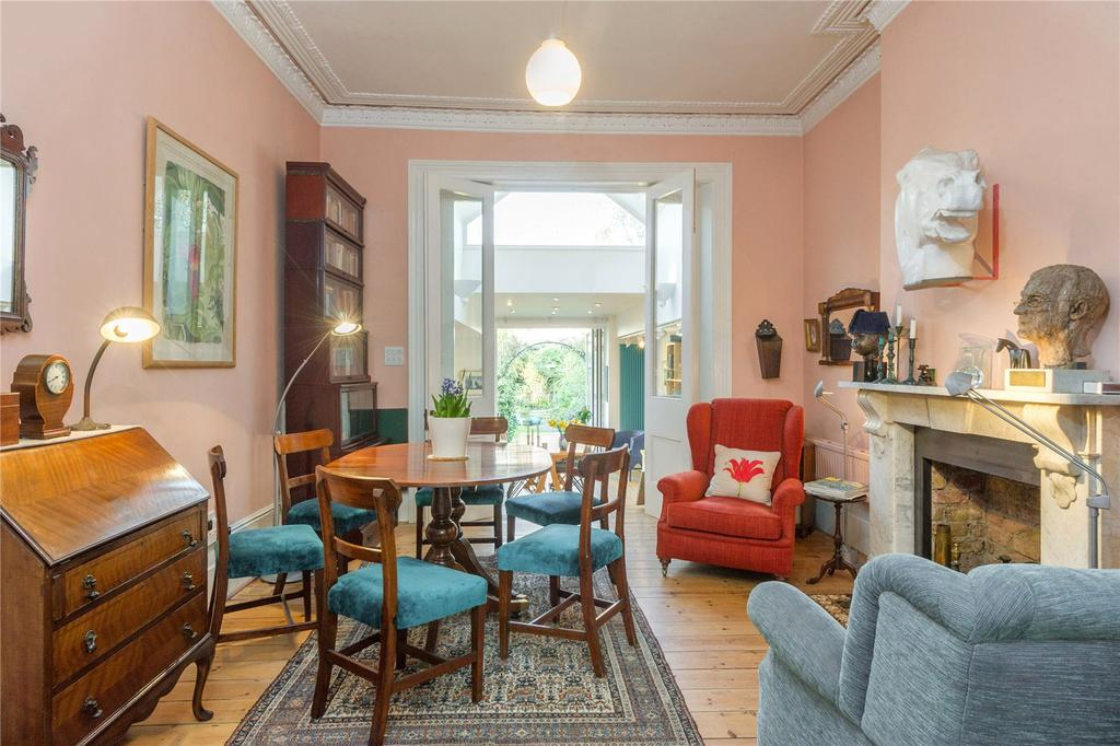 4 Bedrooms Semi Detached House for sale in Gatcombe Road, Tufnell Park, London