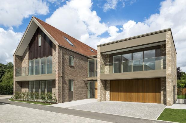 5 Bedrooms Detached House for sale in The Kingston, 1 Urwin Gardens, Ninewells, Babraham Road, Cambridge