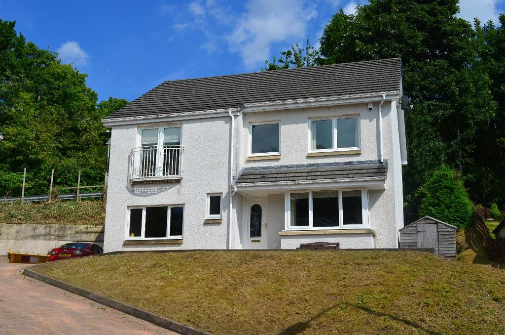 4 Bedrooms Detached House for sale in Dunivard Road, Garelochhead, Argyll Bute, G84 0AP