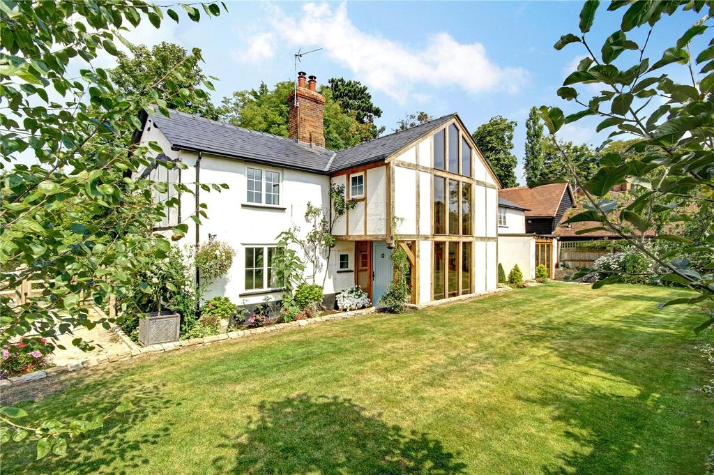 5 Bedrooms Detached House for sale in Sotwell Street, Brightwell-cum-Sotwell, Wallingford, Oxfordshire, OX10