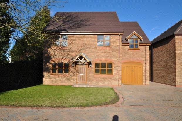 4 Bedrooms Detached House for sale in Bell Lane, Lower Broadheath, Worcester, Worcestershire, WR2
