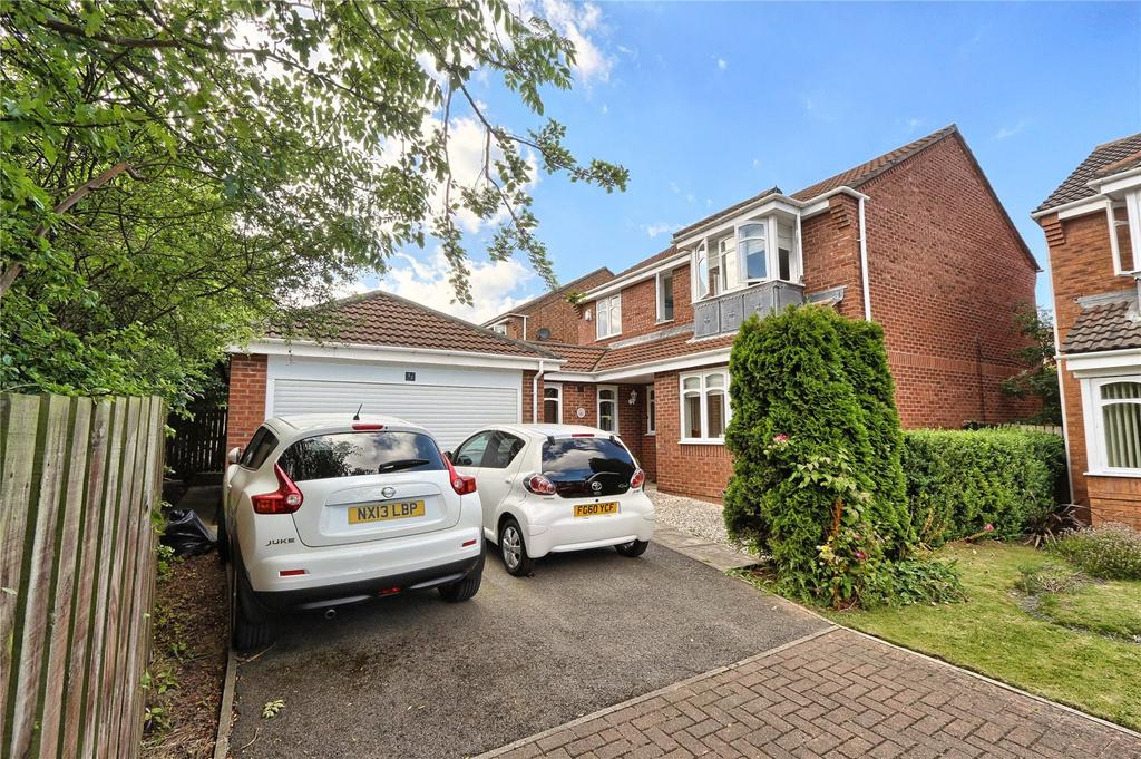 4 Bedrooms Detached House for sale in Daisy Court, Stockton-on-Tees