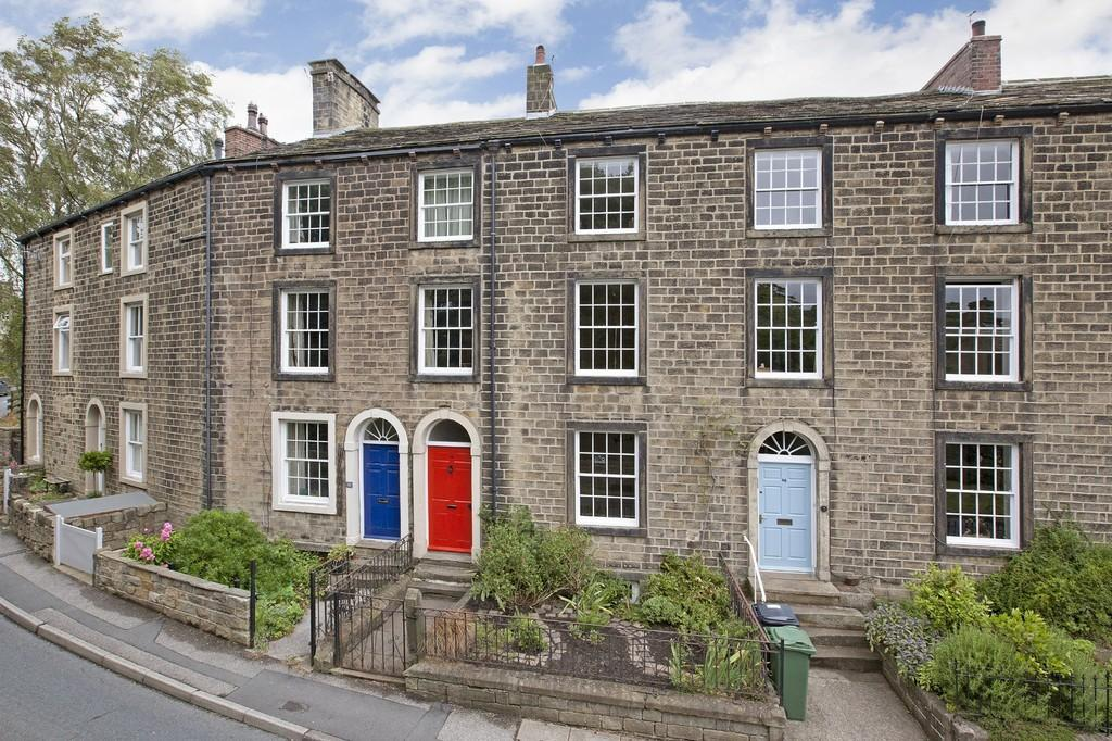 3 Bedrooms Terraced House for sale in Main Street, Addingham