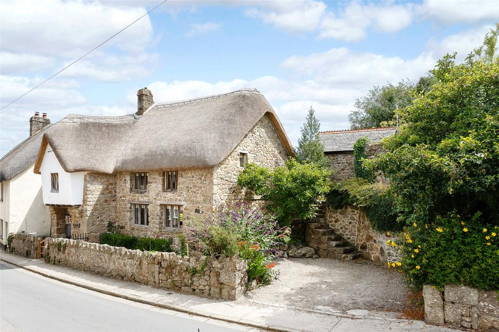 3 Bedrooms House for sale in Lower Street, Chagford, Newton Abbot, Devon