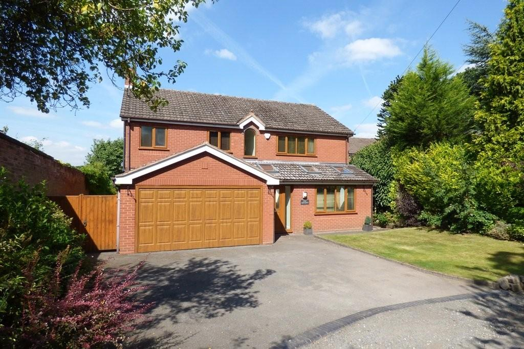 5 Bedrooms Detached House for sale in Brocton, Stafford