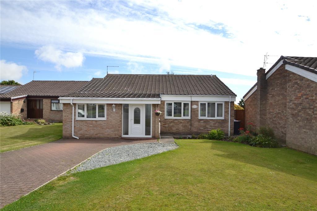 4 Bedrooms Detached Bungalow for sale in Shrewsbury Close, Peterlee, Co.Durham, SR8