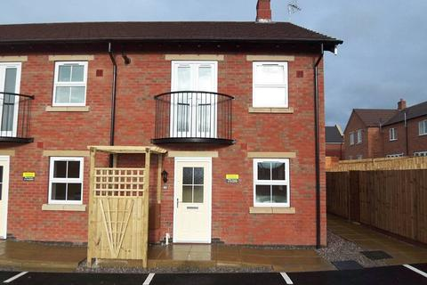 1 bedroom terraced house to rent - Fleming Drive, Melton Mowbray, Leicestershire