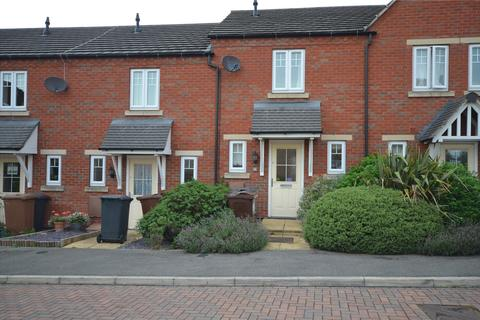 2 bedroom terraced house to rent - Lister Close, Melton Mowbray, Leicestershire
