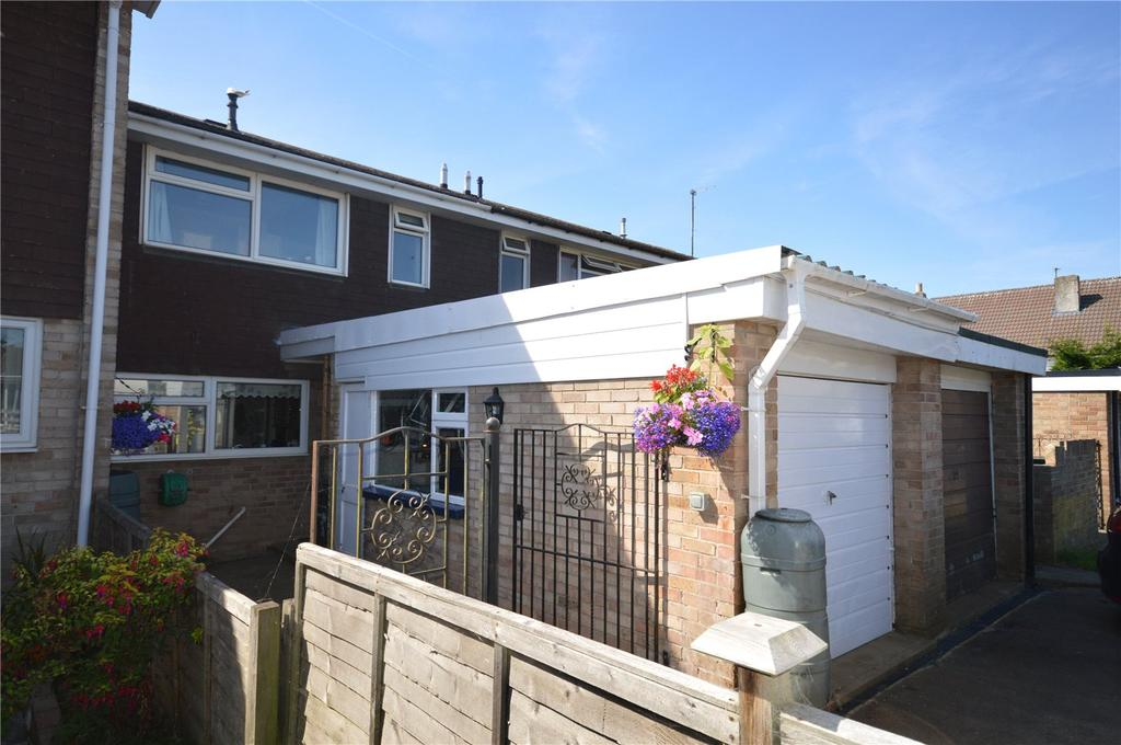 3 Bedrooms House for sale in Newbury Terrace, Thatcham Park, Yeovil, Somerset, BA21