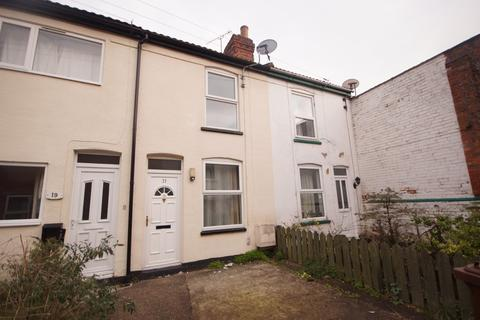 2 bedroom terraced house to rent - Connaught Terrace, Lincoln
