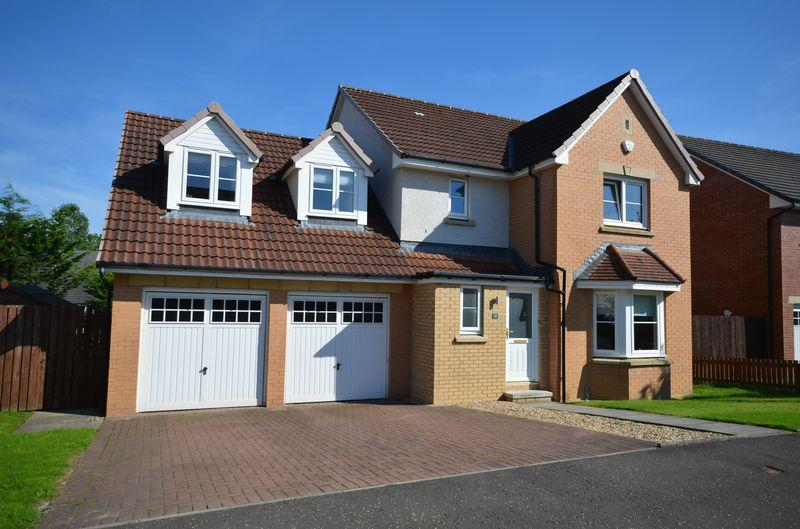 4 Bedrooms Detached House for sale in Corton Lea, Alloway, Ayr