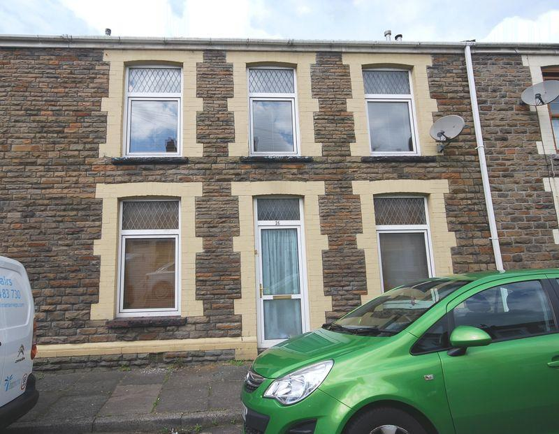 2 Bedrooms Terraced House for sale in 26 Penrhiwtyn Street, Neath, SA11 2HG