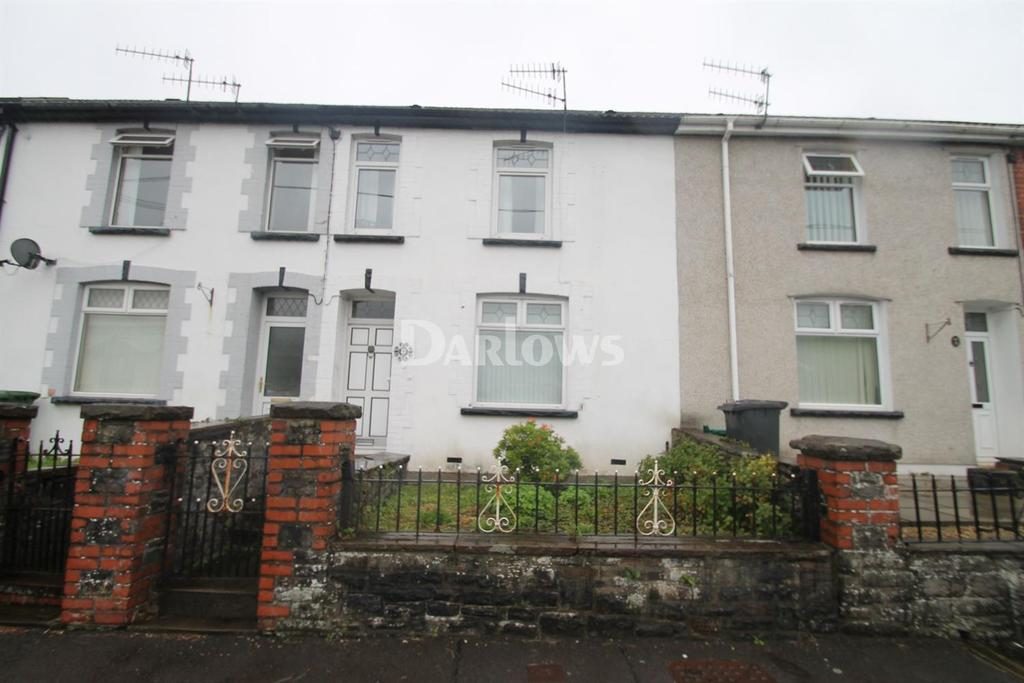 3 Bedrooms Terraced House for sale in Church Street, Ynysybwl