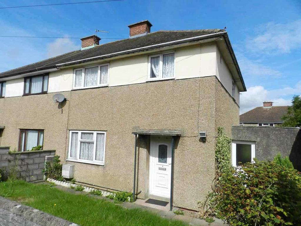 3 Bedrooms Semi Detached House for sale in Walters Avenue, Haverfordwest, Pembrokeshire