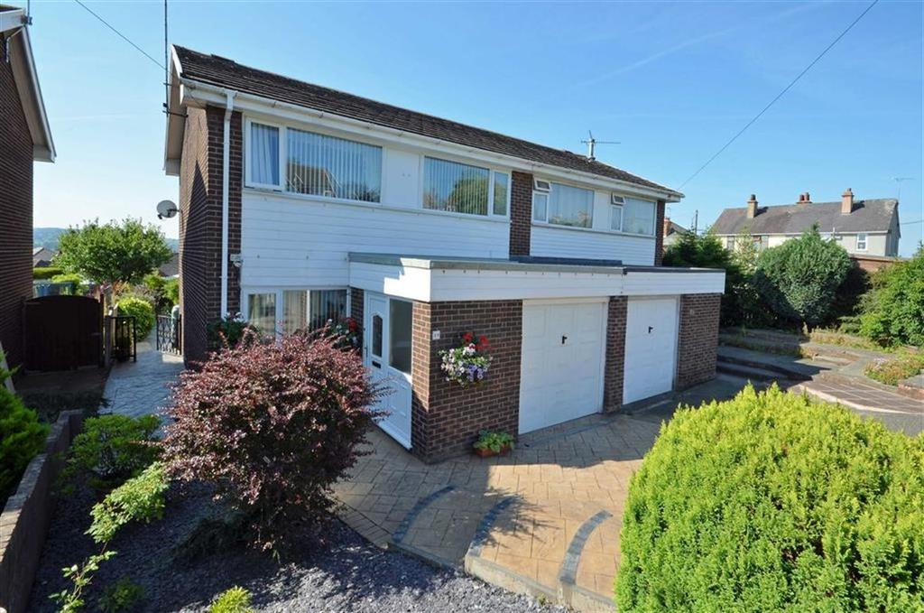 3 Bedrooms Semi Detached House for sale in Bramble Close, Buckley, Buckley