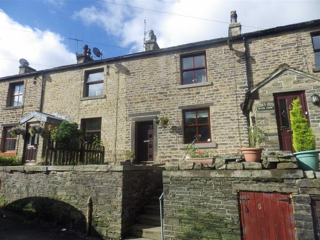 2 Bedrooms Cottage House for sale in Moor View, Cowpe, Rossendale, Lancashire, BB4