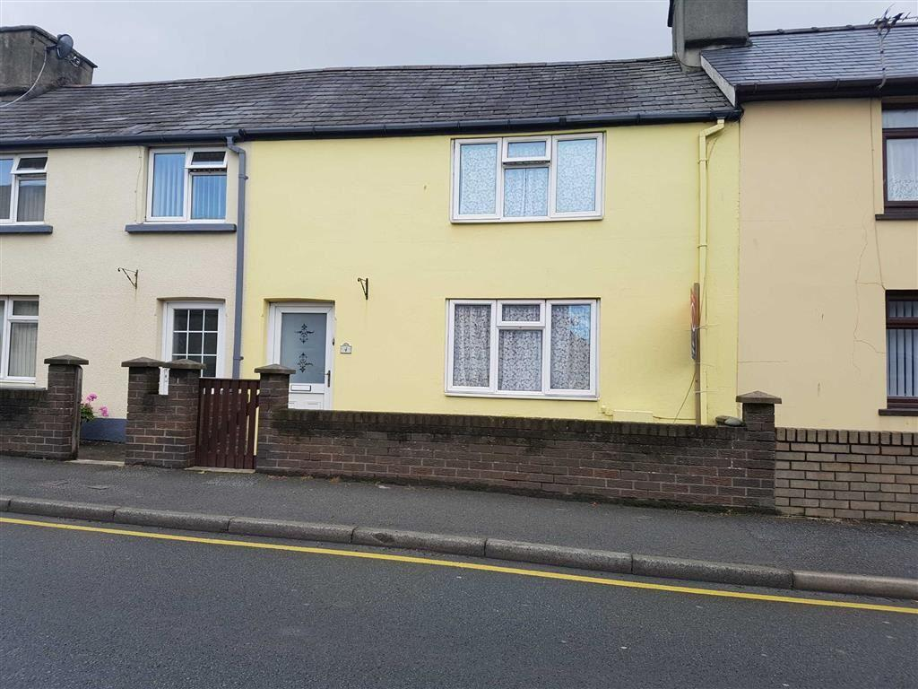 2 Bedrooms Terraced House for sale in Lewis Terrace, Aberystwyth, Llanbadarn Fawr