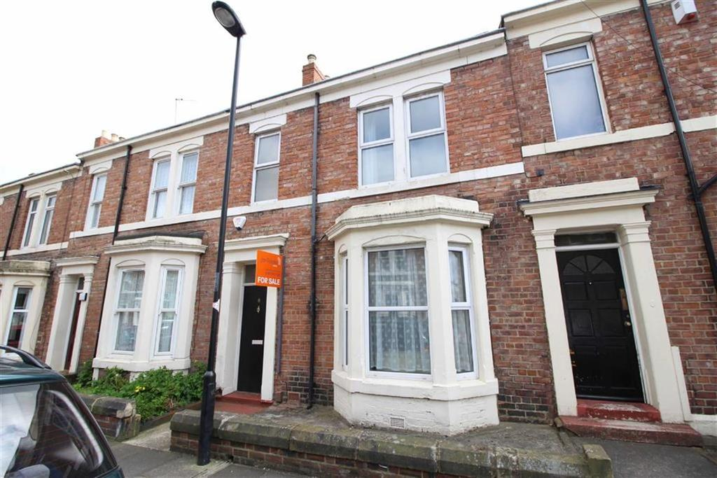 4 Bedrooms Terraced House for sale in Tenth Avenue, Newcastle Upon Tyne, NE6
