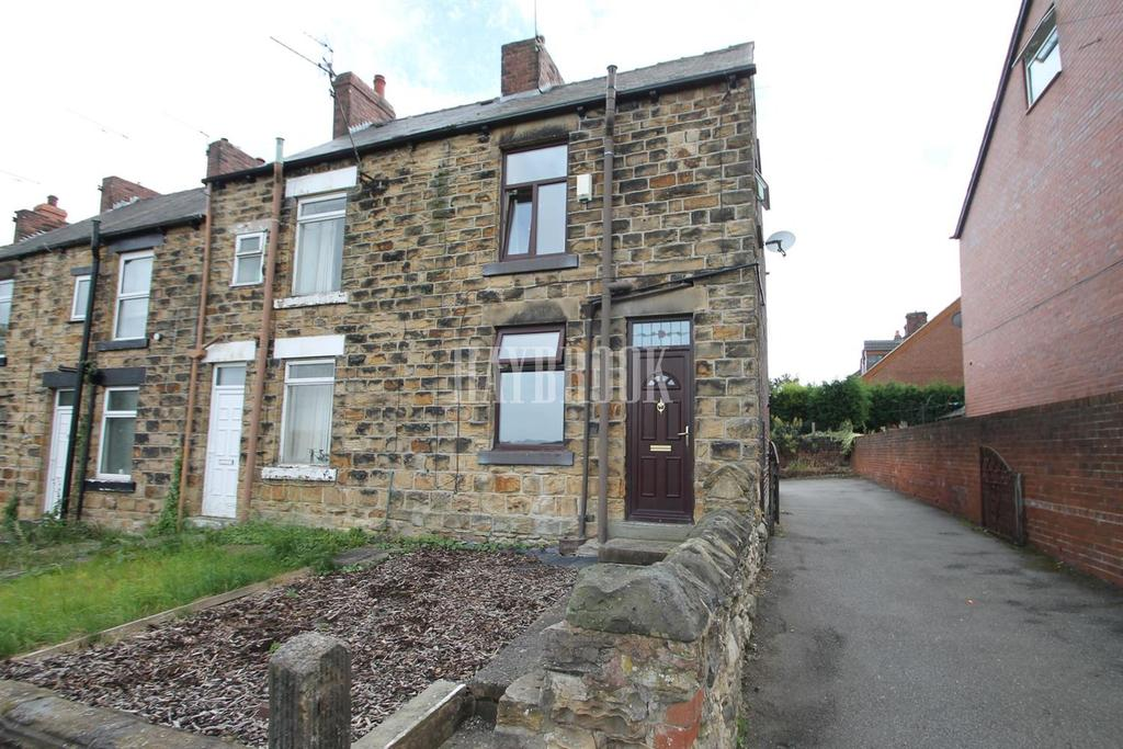 2 Bedrooms End Of Terrace House for sale in Revill Lane, Woodhouse
