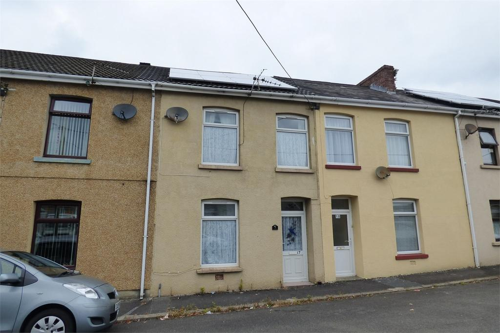 3 Bedrooms Terraced House for sale in 17 Bargoed Terrace, Ponthenry, Carmarthenshire