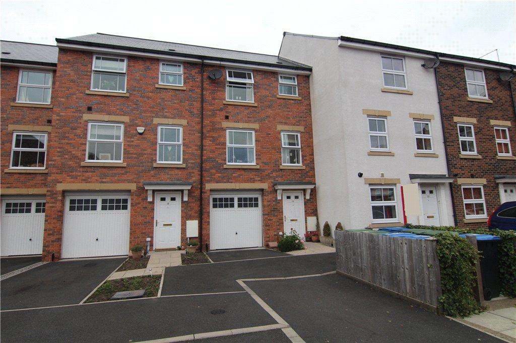 4 Bedrooms Terraced House for sale in Barrington Close, Durham, DH1