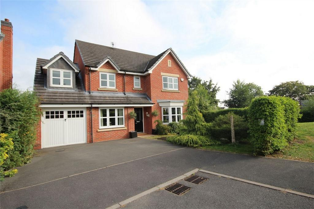 5 Bedrooms Detached House for sale in Stuart Close, Ashbourne, Derbyshire