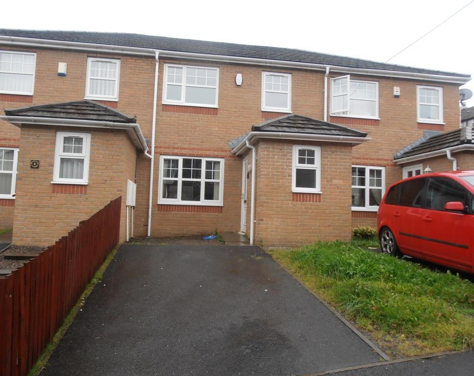 3 Bedrooms Terraced House for sale in Ynyslwyd Close, Aberaman, Aberdare