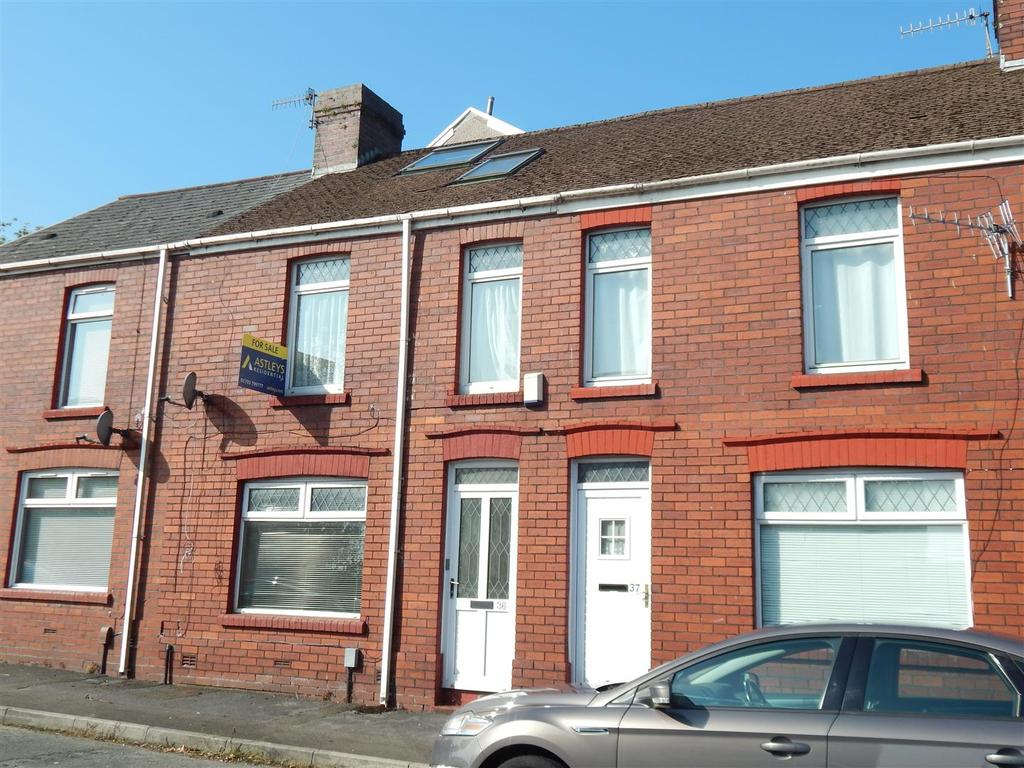 3 Bedrooms Terraced House for sale in Horeb Road, Morriston, Swansea