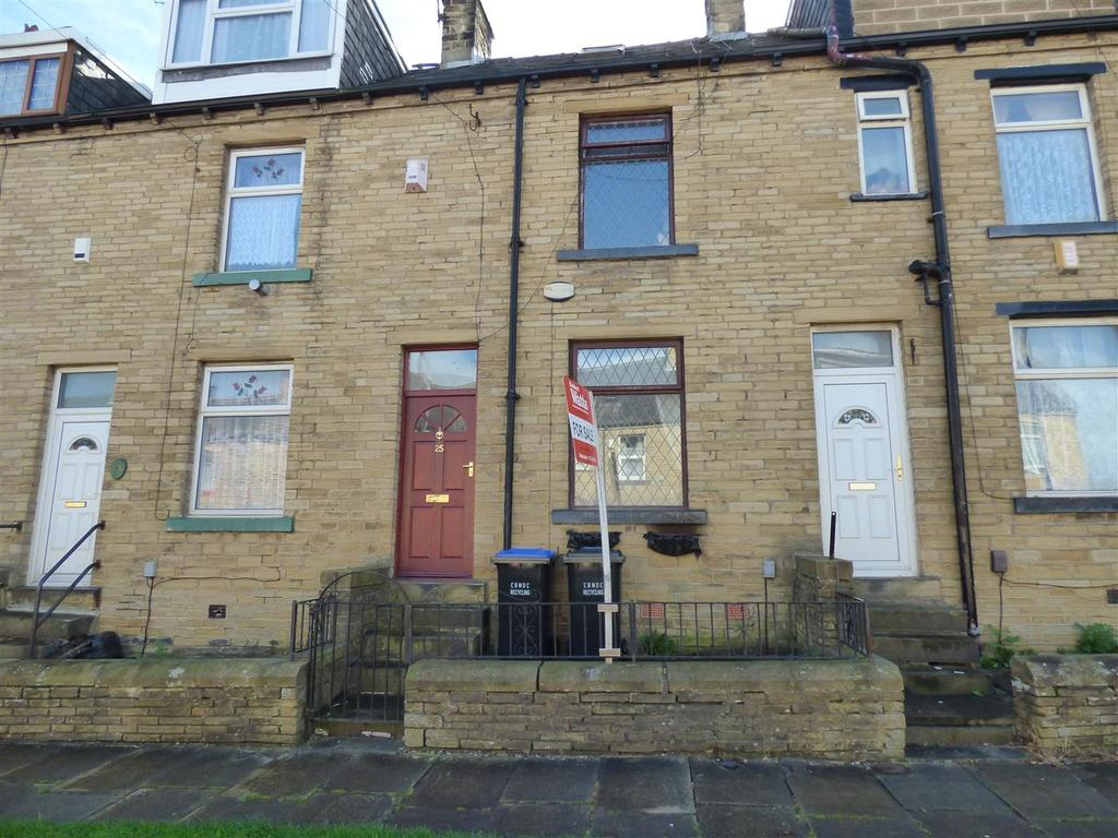 3 Bedrooms Terraced House for sale in Burton Street, East Bowling, Bradford