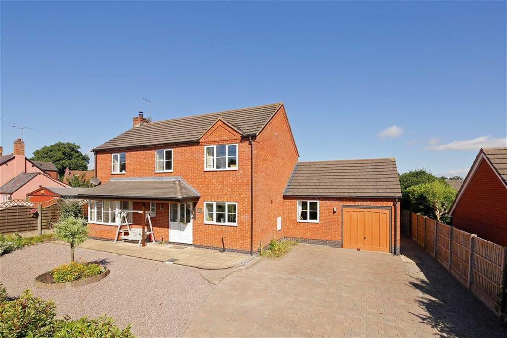 4 Bedrooms Detached House for sale in School Lane, Whitchurch, SY13