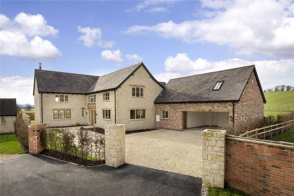 5 Bedrooms Detached House for sale in Spring Lane, Combrook, Warwick