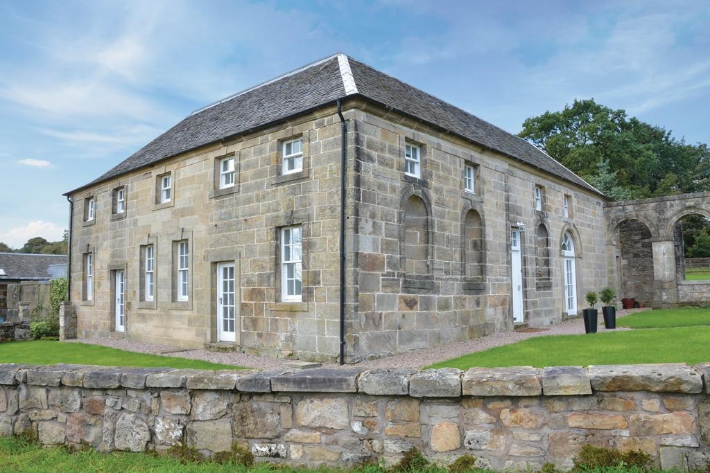 4 Bedrooms Detached Villa House for sale in Semple House Castle Semple, Lochwinnoch, PA12 4HJ