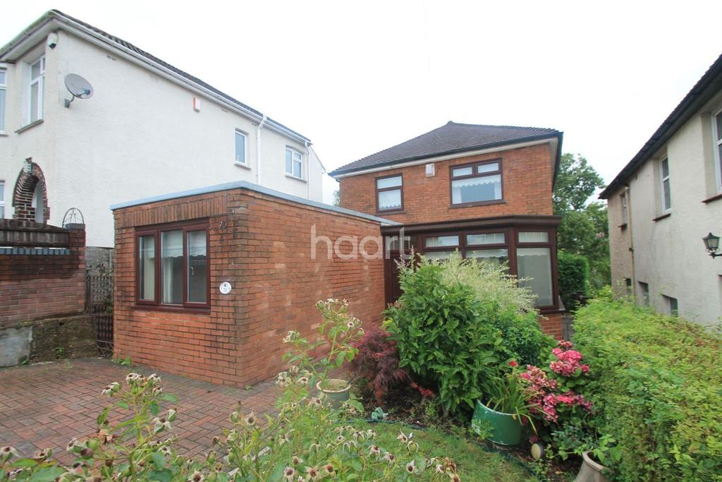 3 Bedrooms Detached House for sale in Upper Tennyson Road, Beechwood, Newport