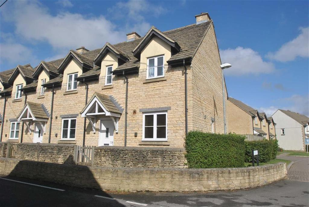 2 Bedrooms Terraced House for sale in Beaufort View, Luckington, Wiltshire
