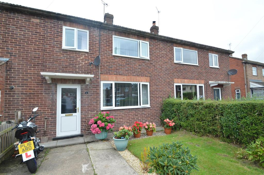 3 Bedrooms Terraced House for sale in 9 Ferndale Road, Sundorne, Shrewsbury, SY1 4PY