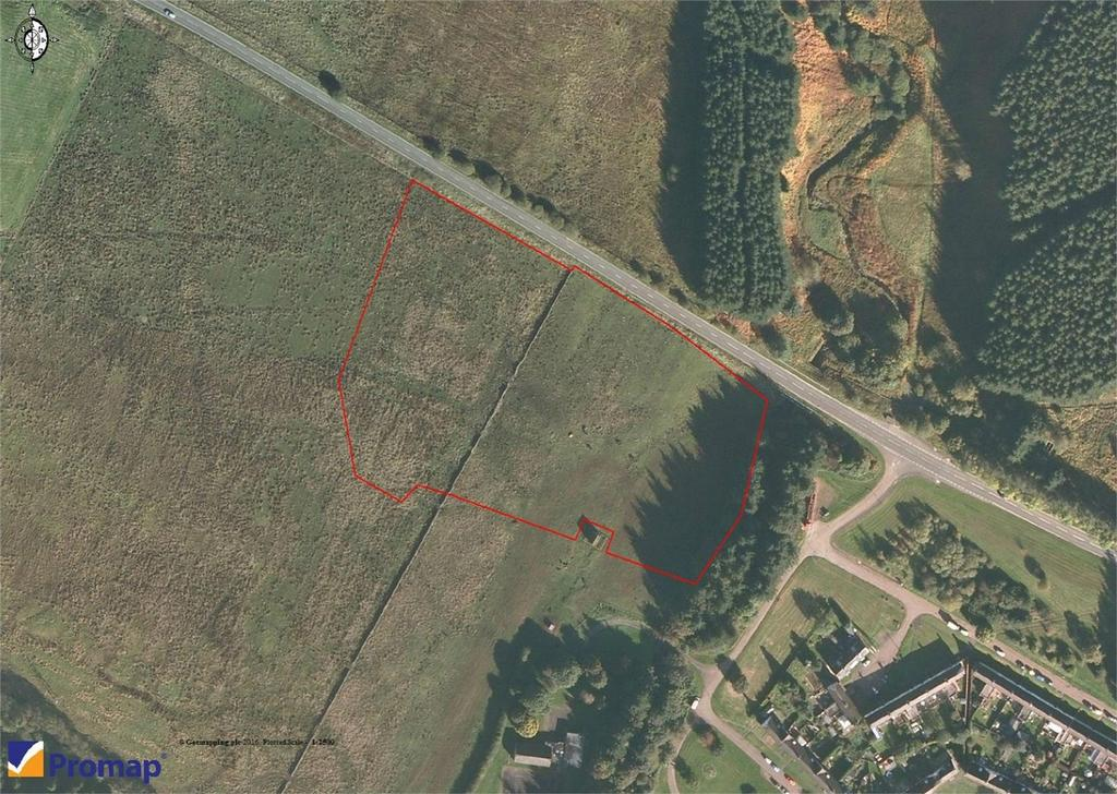 Land Commercial for sale in Land at Byrness, Byrness, Northumberland
