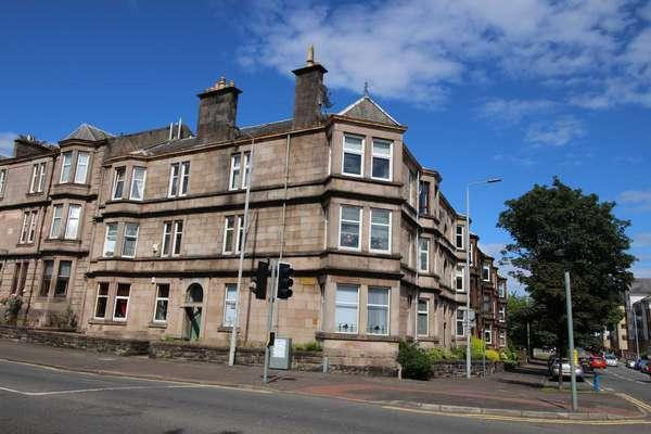 2 Bedrooms Flat for sale in 2/1, 32 Brougham Street, Greenock, PA16 8AH