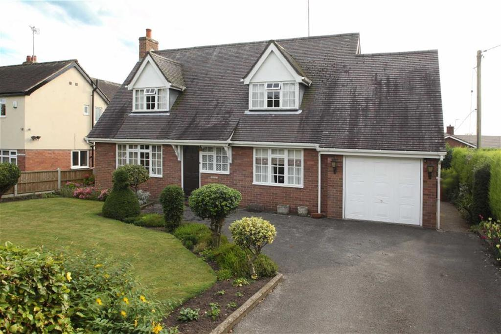 3 Bedrooms Detached House for sale in The Green, Nantwich, Cheshire