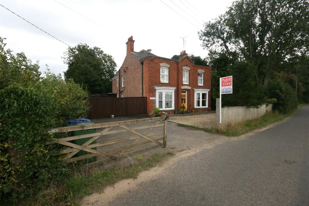 5 Bedrooms Detached House for sale in Bannisters Lane, Frampton, PE20