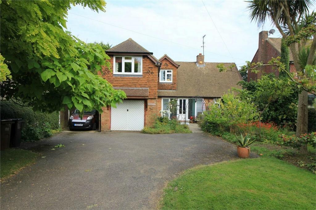 4 Bedrooms Detached House for sale in Whatlington Road, BATTLE, East Sussex