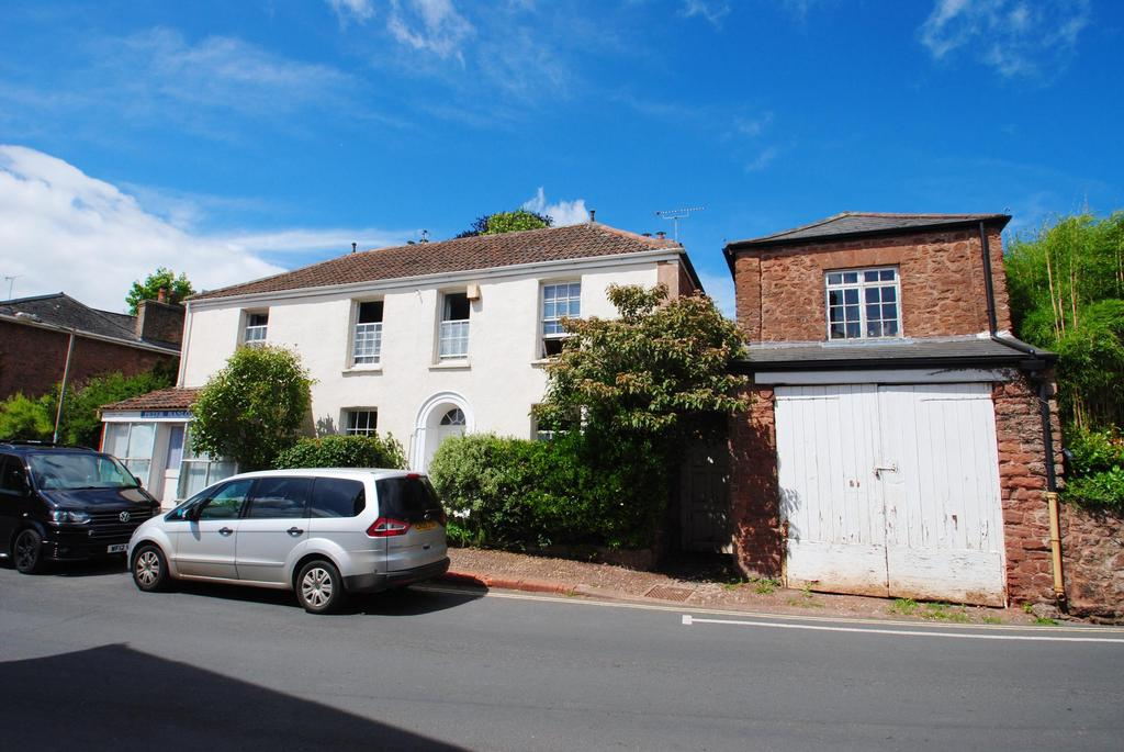 5 Bedrooms Detached House for sale in Fore Street, Milverton