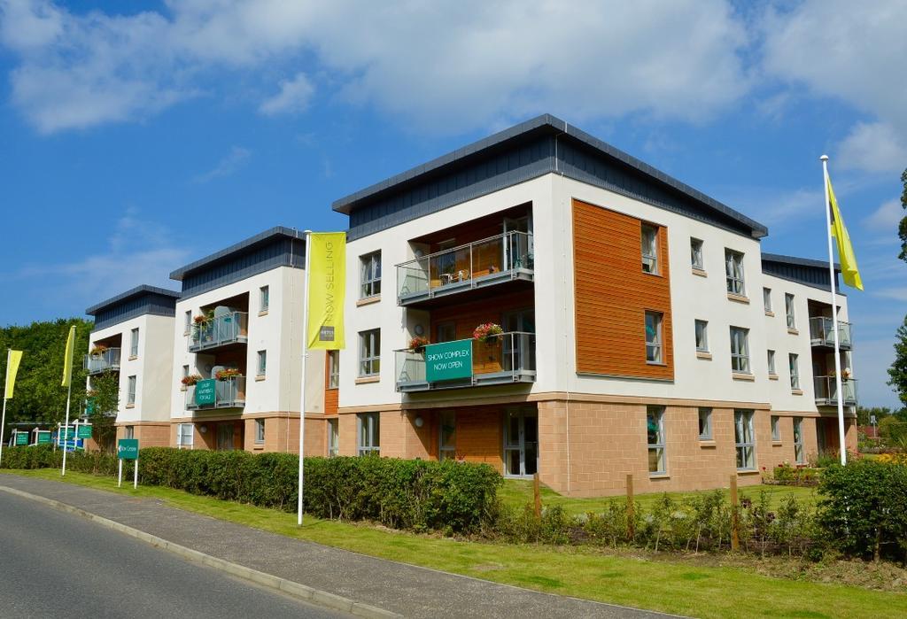 2 Bedrooms Flat for sale in Flat 11 , Murdoch's Lone, Alloway, Ayrshire, KA7 4WD