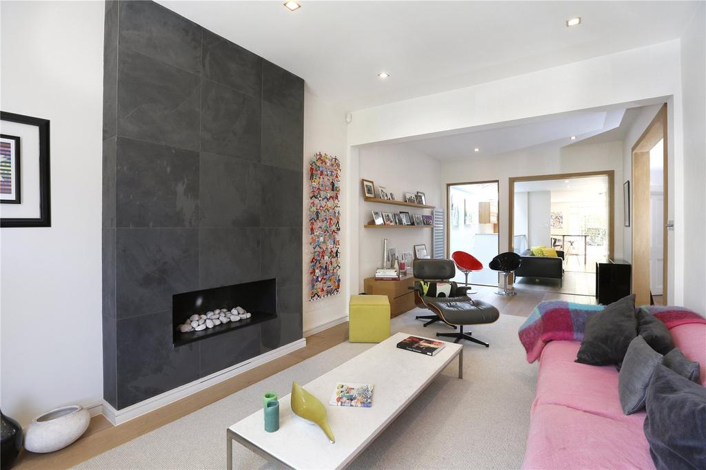 5 Bedrooms Terraced House for sale in Quarrendon Street, Peterborough Estate, Fulham, London, SW6