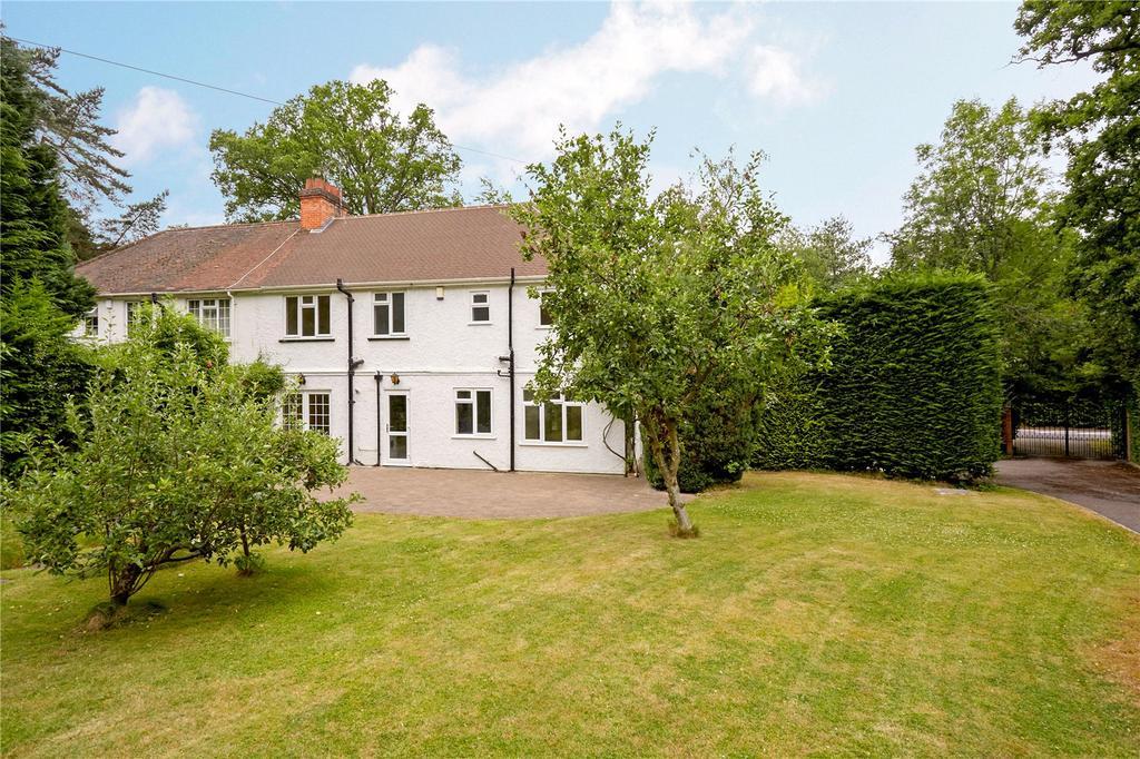 3 Bedrooms Semi Detached House for sale in London Road, Sunningdale, Ascot, Berkshire, SL5